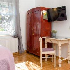 Отель Anastasia Suites Zagreb 4* Улучшенный люкс с различными типами кроватей фото 8