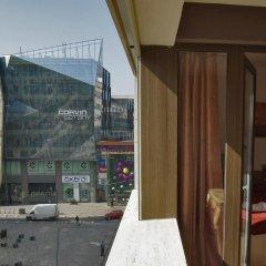 Апартаменты City Apartments Budapest балкон