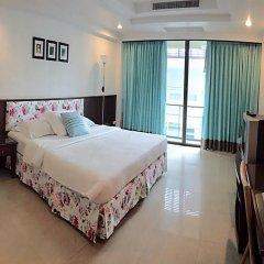 Отель Murraya Residence 3* Улучшенные апартаменты с различными типами кроватей фото 6