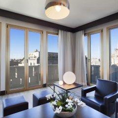 Отель NH Collection Milano President 5* Люкс с различными типами кроватей фото 15