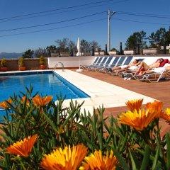 Отель Mirador Ria de Arosa бассейн