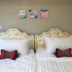 Отель Wanmai Herb Garden 3* Стандартный номер с 2 отдельными кроватями фото 8