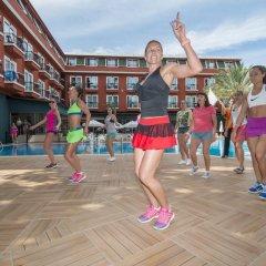 Hotel Asdem Park - All Inclusive фитнесс-зал фото 3