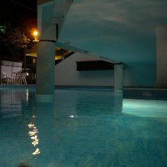 Отель Grand Meeting Италия, Римини - отзывы, цены и фото номеров - забронировать отель Grand Meeting онлайн бассейн фото 2