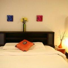 Pattaya 7 Hostel Стандартный номер с разными типами кроватей фото 6