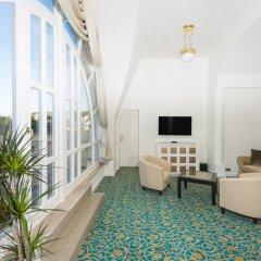 Отель Savoy 5* Улучшенный номер с двуспальной кроватью фото 8