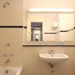 Отель Bastion Amstel Амстердам ванная