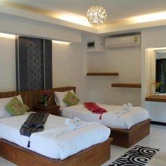 Отель AC 2 Resort 3* Вилла с различными типами кроватей фото 35