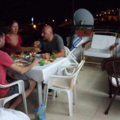 Отель Atherina Butik Otel Калкан питание фото 3