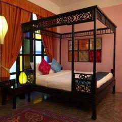 Shanghai Mansion Bangkok Hotel 4* Улучшенный номер с различными типами кроватей фото 4