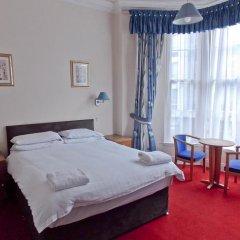 Отель The Victorian House 2* Стандартный номер с двуспальной кроватью фото 10