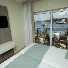 115 The Strand Hotel & Suites Гзира комната для гостей фото 2