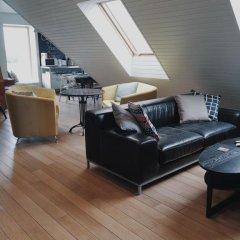 FJC Loft Hostel Кровать в общем номере с двухъярусной кроватью фото 9