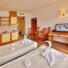 Prestige Hotel and Aquapark 4* Стандартный номер с различными типами кроватей фото 12