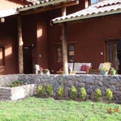 Отель Cusco, Valle Sagrado, Huaran Стандартный номер с различными типами кроватей фото 15