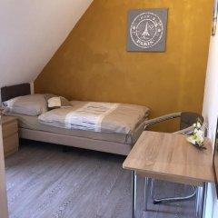 Hotel Pension Dorfschänke 3* Стандартный номер с различными типами кроватей фото 7