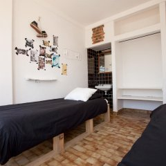 Hostel & Surfcamp 55 Стандартный номер разные типы кроватей