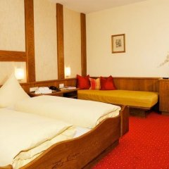 Отель Pension Elisabeth 3* Стандартный семейный номер с разными типами кроватей фото 5