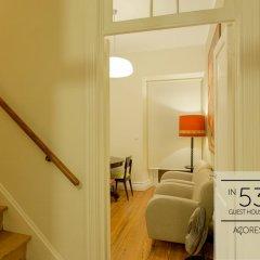 Отель In53 Guest House Понта-Делгада удобства в номере