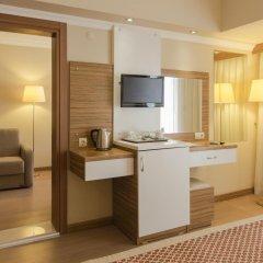 Aes Club Hotel 4* Люкс с различными типами кроватей фото 2