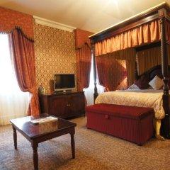 The Leonard Hotel 4* Люкс с различными типами кроватей фото 5