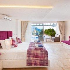 Asfiya Sea View Hotel Турция, Киник - отзывы, цены и фото номеров - забронировать отель Asfiya Sea View Hotel онлайн комната для гостей фото 5