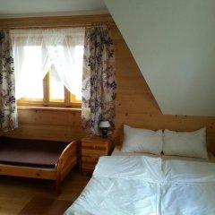 Отель Pokoje U Gąsieniców Закопане комната для гостей фото 2