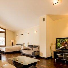 Апартаменты Sopocki Dwór Apartments Сопот комната для гостей