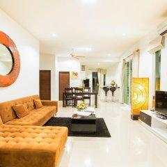 Отель Oriental Beach Pearl Resort 3* Люкс с различными типами кроватей