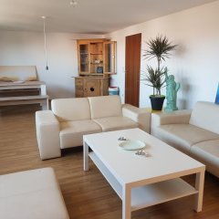 Отель Ferienwohnung Германия, Нюрнберг - отзывы, цены и фото номеров - забронировать отель Ferienwohnung онлайн комната для гостей фото 3