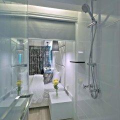 Отель Sukhumvit Suites 3* Улучшенный номер с различными типами кроватей фото 12