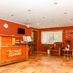 Загородный отель Райвола интерьер отеля