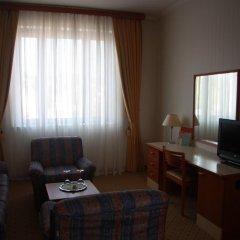 Каравелла отель 3* Апартаменты с разными типами кроватей фото 16
