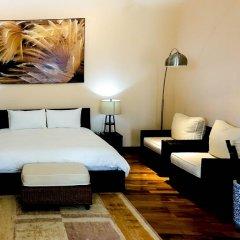 Отель Gaia Hotel And Reserve - Adults Only Коста-Рика, Кепос - отзывы, цены и фото номеров - забронировать отель Gaia Hotel And Reserve - Adults Only онлайн комната для гостей фото 3