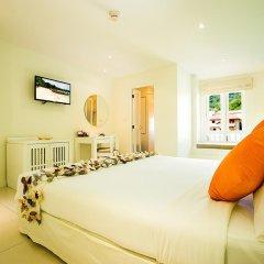 Отель Tuana The Phulin Resort 3* Улучшенный номер с двуспальной кроватью фото 3