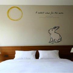 Chern Hostel Номер Делюкс с различными типами кроватей фото 4