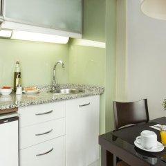 Отель Aparthotel Senator Barcelona 3* Апартаменты с различными типами кроватей фото 4