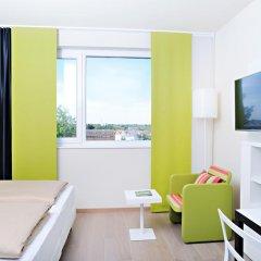 Отель Harry's Home Hotel München Германия, Мюнхен - 1 отзыв об отеле, цены и фото номеров - забронировать отель Harry's Home Hotel München онлайн комната для гостей фото 9