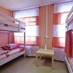 Хостел Панда Кровать в женском общем номере с двухъярусными кроватями фото 6