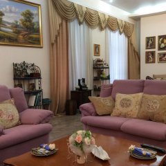 Апартаменты VIP Deribasovskaya Apartment комната для гостей фото 2