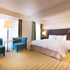 Renaissance Amsterdam Hotel 5* Стандартный номер с различными типами кроватей фото 18