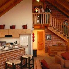 Bosque Escondido Hotel de Montana 3* Люкс с различными типами кроватей фото 3