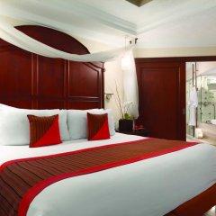 Отель Hilton Playa Del Carmen 5* Полулюкс с различными типами кроватей фото 8