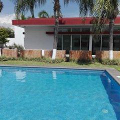 Отель Casa Antares 1 бассейн