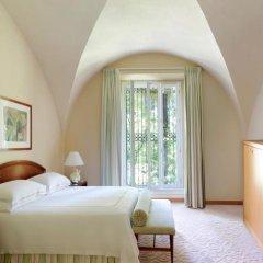 Four Seasons Hotel Milano 5* Люкс с двуспальной кроватью фото 30