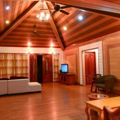 Отель Reveries Diving Village, Maldives 3* Вилла с различными типами кроватей фото 3