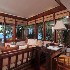 Отель Mom Tri S Villa Royale 5* Стандартный номер фото 16