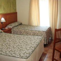 Отель Nuevo Hostal Paulino Испания, Трухильо - отзывы, цены и фото номеров - забронировать отель Nuevo Hostal Paulino онлайн комната для гостей фото 5
