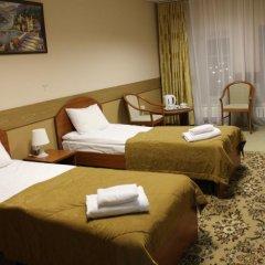 Гостиница ГородОтель на Белорусском 2* Стандартный номер с 2 отдельными кроватями фото 4