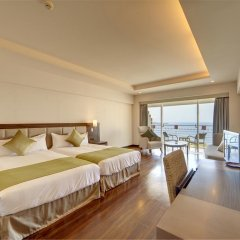 Hotel Mahaina Wellness Resort Okinawa 3* Стандартный номер с различными типами кроватей фото 3